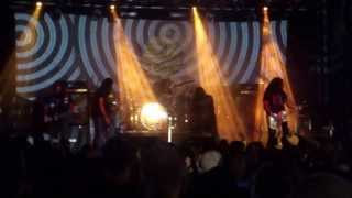Monster Magnet - I Live Behind The Clouds, Last Patrol 2014.01.29. Budapest, Club 202