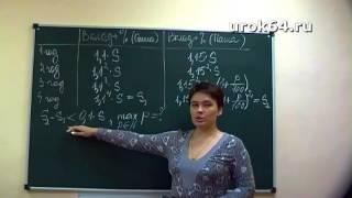 Решение ЕГЭ - задача 17 (005) профильный уровень - видео