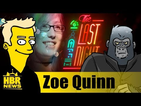 Zoe Quinn Tries to Ruin Game Developer for Supporting GamerGate? | BREAKING Badger