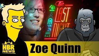 Zoe Quinn Tries to Ruin Game Developer for Supporting GamerGate?   BREAKING Badger