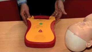 Defibtech Lifeline AED / Defibrillator