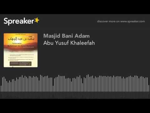 Abu Yusuf Khaleefah