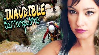 ASMR INAUDIBLE +NATURALEZA,- Barranquismo// Agua,  pájaros, visual