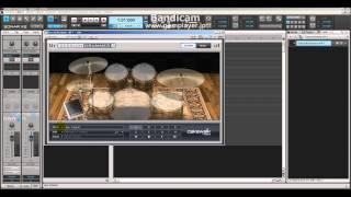 SONAR X2 入門 第1回 ドラムシンセを読み込んでみよう thumbnail