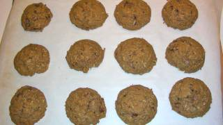Chocolate Coconut Cookies Recipe - Rich And Delicious