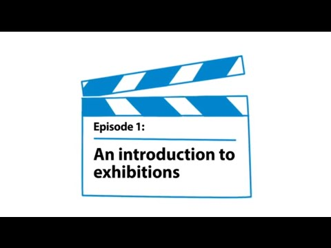 An introduction to exhibitions #1 - Zoom Display