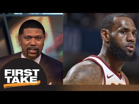 Jalen Rose says LeBron James should stay on Cavaliers next season | First Take | ESPN