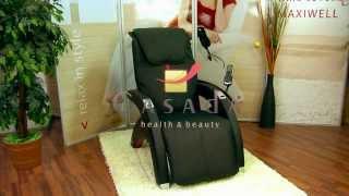 Массажное кресло Senso CASADA(Новинка! Масажне крісло Senso II здійснює інтенсивний масаж всієї спини, стегон, а також литкових м'язів. Крісло..., 2013-10-25T10:32:31.000Z)