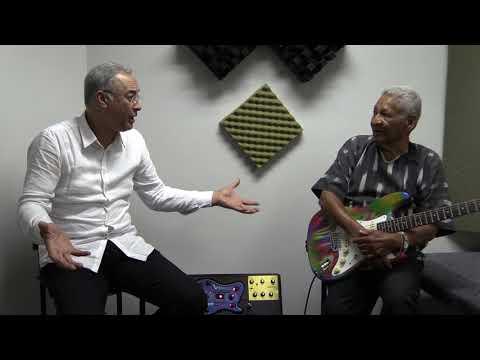 Glenn Robertson Interviewing Gary Kriel - African Musicians Trust Legends Series