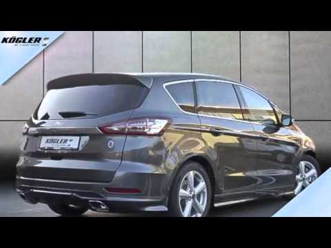 ford s max 2 0 tdci titanium aut allrad led 17 youtube. Black Bedroom Furniture Sets. Home Design Ideas