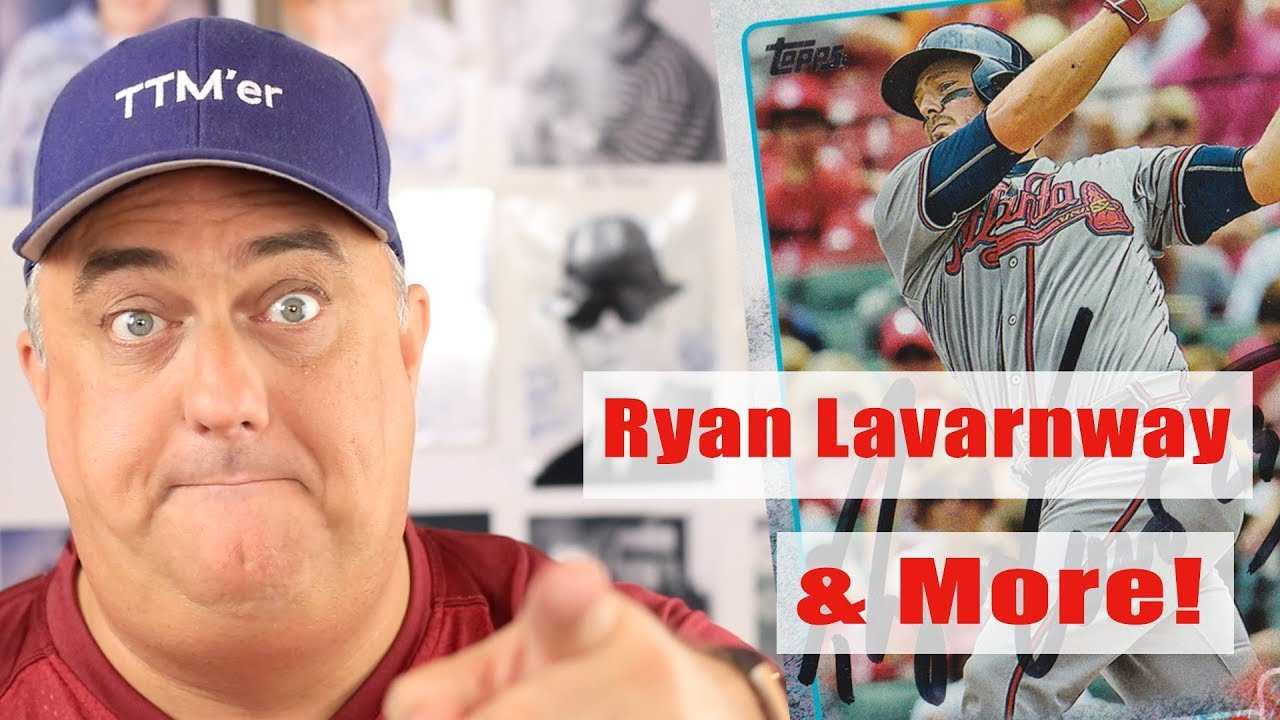Download Ryan Lavarnway, Clay Parker and more autographs through the mail TTM!