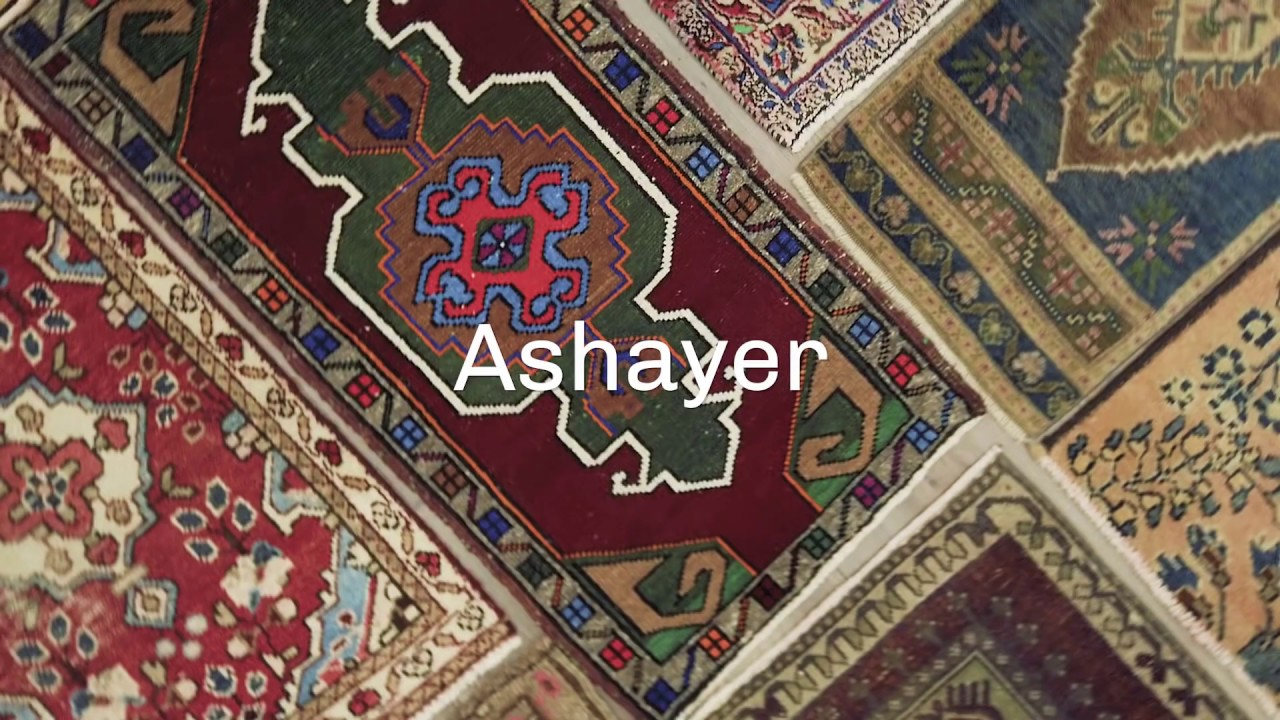 Ashayer Rugs - High Quality Handmade Rugs - YouTube