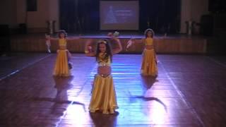 Вера Курневич:танец-Групповой танец восток