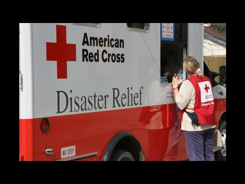 The Red Cross Is A Disaster