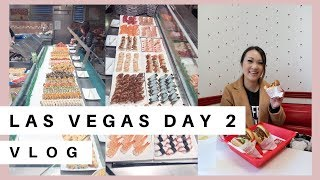 DAY 2: BEST JAPANESE AYCE BUFFET IN VEGAS! - MAKINO SUSHI & SEAFOOD BUFFET - LAS VEGAS VLOG
