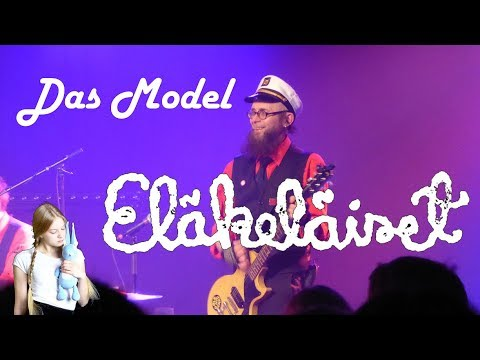 Eläkeläiset Live Munich Backsatge 13.01.18 Humppamalli/Das Model I Sue Hämäläinen