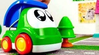 Машины сказки. Логопедические занятия для детей. Кукольный домик!