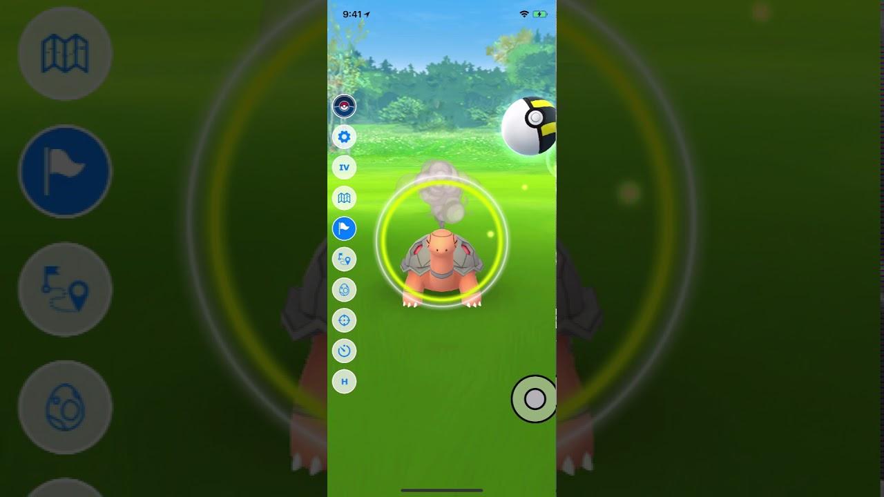 coordinates central park pokemon go