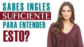 Sabes Inglés Suficiente para Entender Esto? thumbnail