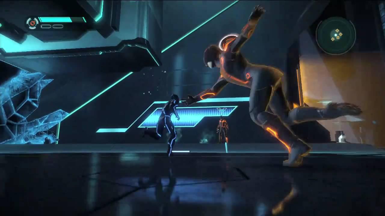 TRON Evolution   gameplay trailer Penny Arcade Expo 2010 ...