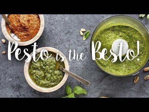 Pesto is the Besto