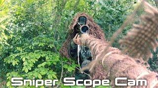 SpecReconAirsoft  - Sniper Scope Cam #10 - Viking Airsoft uk - TM VSR-10