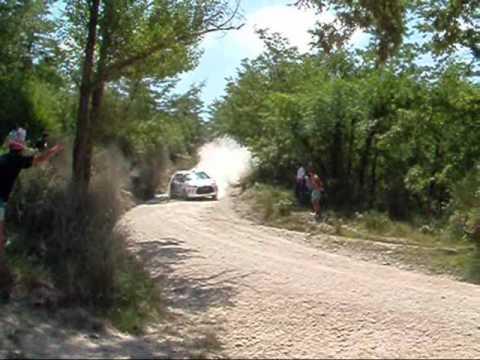 24° Rally San Crispino - Città Di Gubbio 2011 - Seconda Tappa