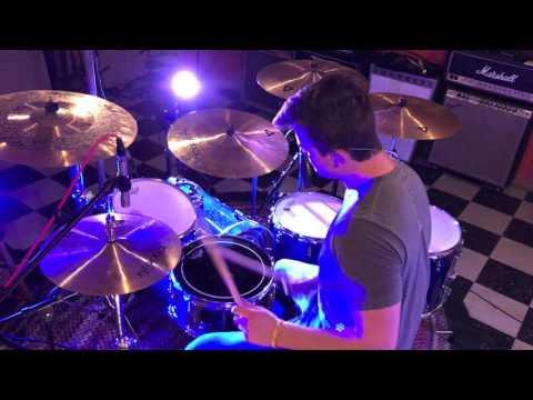 Wyatt Brady // Praise Him - Aaron Gillespie (Drum Cover)