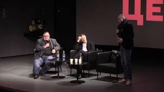 «ВМаяковский». Творческая встреча с Александром Шейном и Никитой Ефремовым