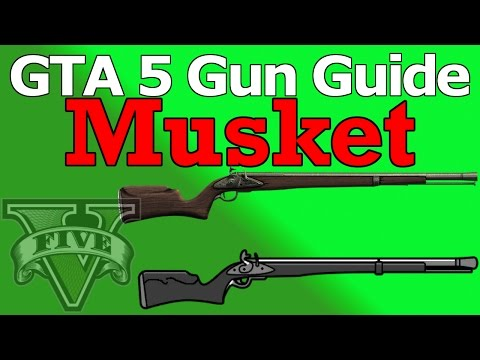 GTA 5: Musket Gun Guide (Review, Stats, & How To Unlock)