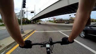 Why Do I Bicycle Commute? Commuting Home From Work Bike Blogger