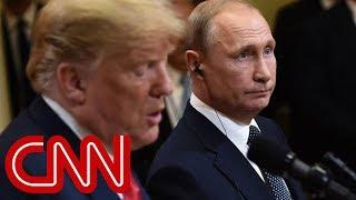 Vladimir Putin denies interfering in 2016 US election