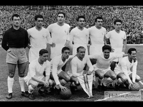 Football's Greatest Teams .. Real Madrid 1954-1966