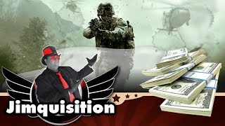 The Jimquisition: A Bitter Post-Mortem Of Modern Warfare Remastercarded