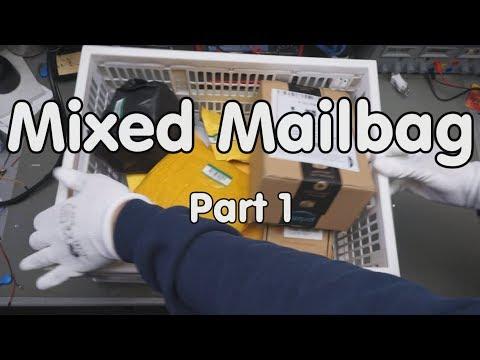 #186 Mailbag with M5Stack, RAK831 LoRa Gateway, LoRa32U4, ESP32 WROVER Kit etc