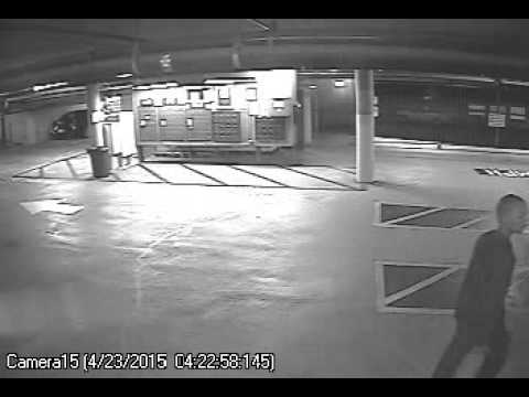 04-23-15 04:22am - Asian male casing the property and breaking into cars
