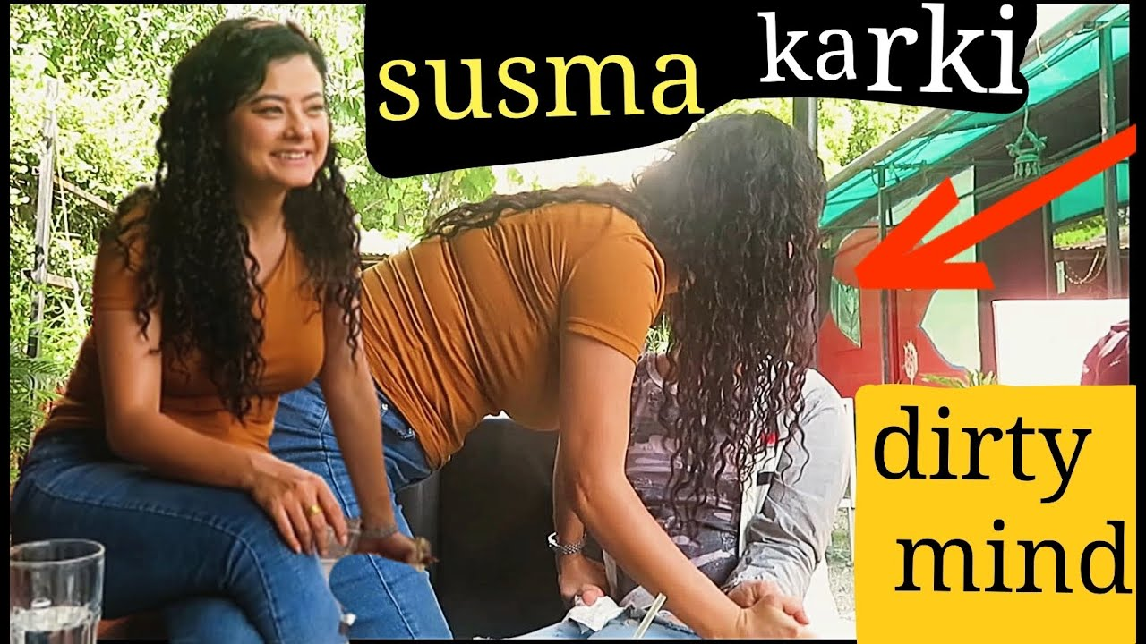 Dirty Q&A With Actress Susma  Karki #GONE_Another Level