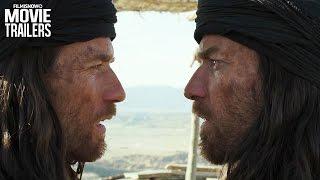 Ewan McGregor is Jesus in LAST DAYS IN THE DESERT | Official Trailer [HD]