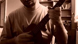 open tuning baritone ukulele -koupim ja si kone vrany