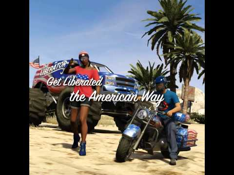 Grand Theft Auto Online: The Independence Day Special -- The Liberator