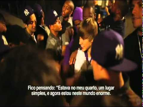 Trailer do Filme Justin Bieber  - Never Say Never - Em 3D - BRASIL (Legendado) - VIDEO OFICIAL.