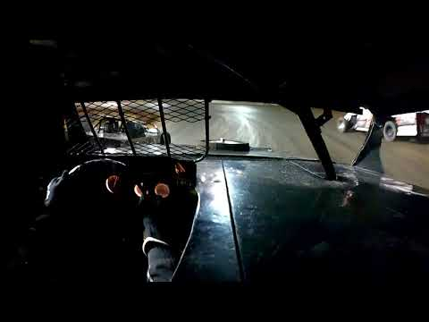 Springfield Raceway Midwest Mod A Feature 11 24 19 In Car