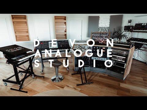 Inside idyllic rural studio Devon Analogue
