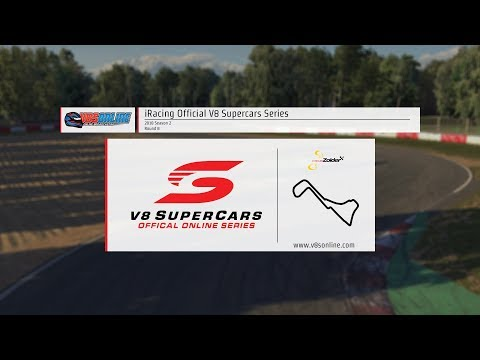iRacing Official V8 Supercar Series - Round 8, Zolder