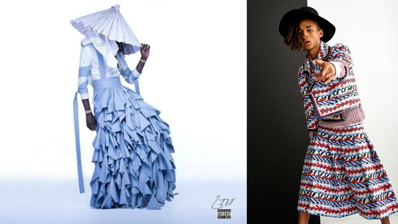 Young Thug Wears Dress On Jeffrey Album Cover | Men in Dresses ...
