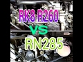 Komparasi Suara Mesin Bus HINO RK8 R260 Versus RN285