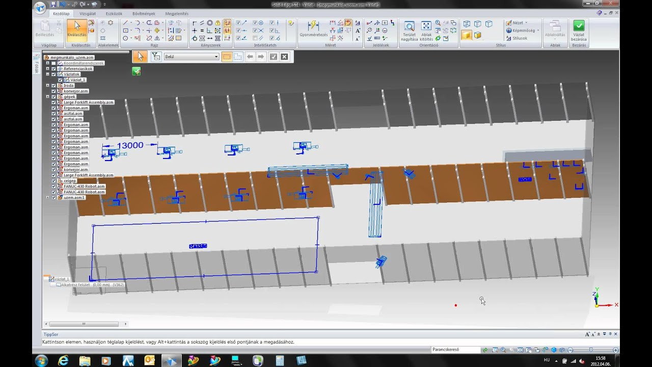 solid edge virtual assembly layout youtube. Black Bedroom Furniture Sets. Home Design Ideas