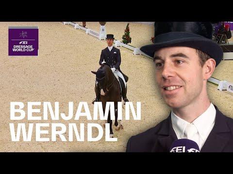Benjamin Werndl - Germany's Next Top Dressage Talent | Rider In Focus