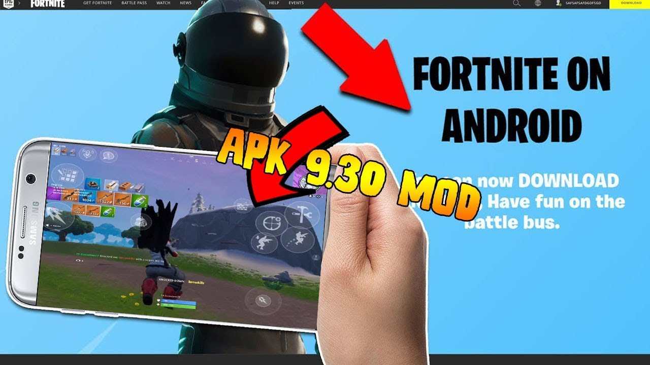 ✔️POR FIN YA SALIO FORTNITE ANDROID DESCARGA 9.30 APK (COMPATIBLE en MÁS DISPOSITIVOS) CPU/GPU/RAM  #Smartphone #Android