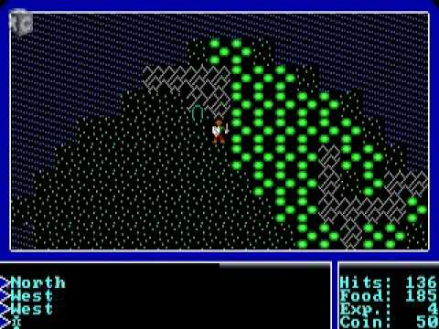 Ultima 1 - The First Age of Darkness @ xtcabandonware.com
